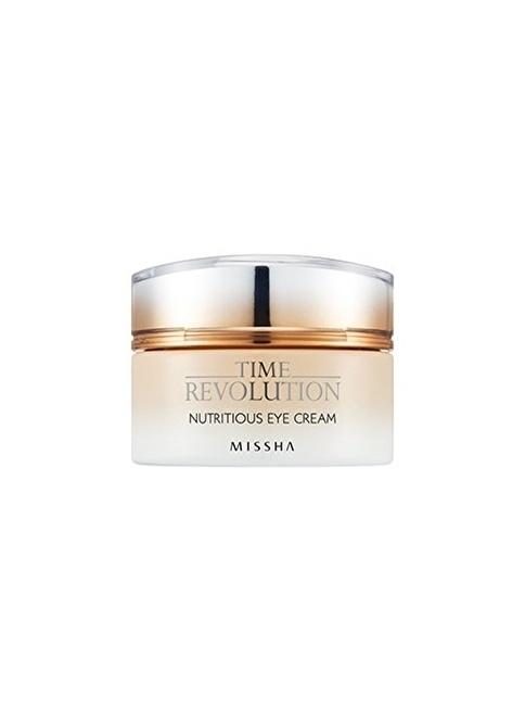 Missha Time Revolution Nutritious Eye Cream Renksiz